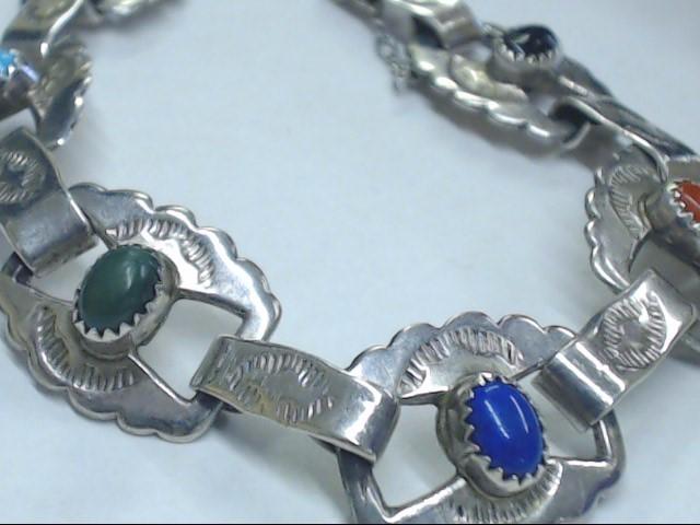 Silver Bracelet 925 Silver 24.2g