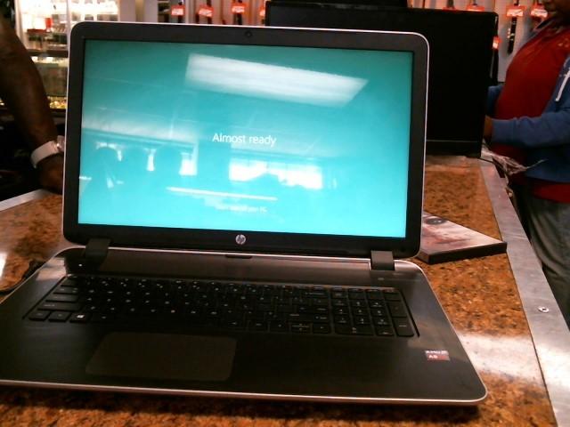 HEWLETT PACKARD Laptop/Netbook 17-F053US