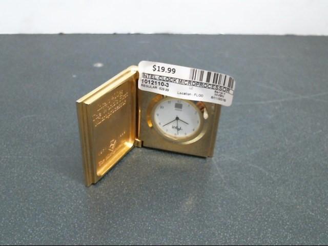 INTEL Clock MICROPROCESSOR