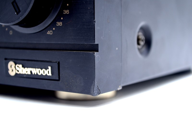 Sherwood RA-1140 Stereo AM/FM Receiver with Surround Sound Effect>