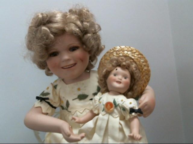 DANBURY MINT Doll SHIRLEY TEMPLE DOLL