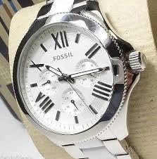 FOSSIL CHRONOGRAPH QUARTZ SS WATCH AM4544