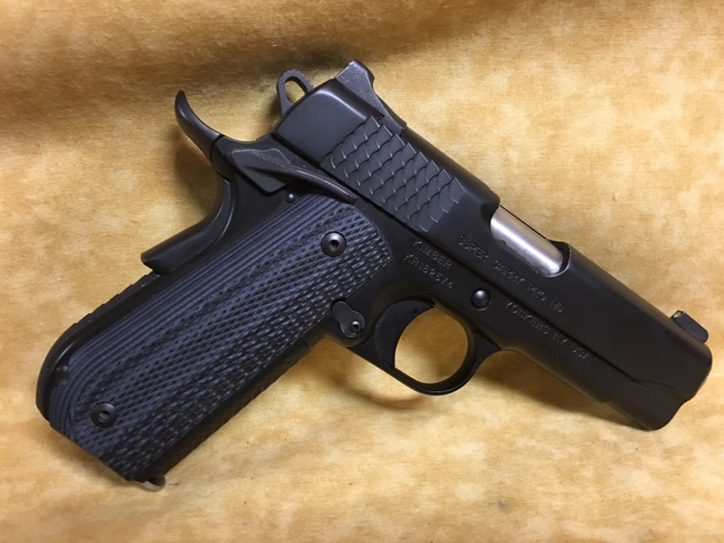 KIMBER FIREARMS Pistol SUPER CARRY PRO HD