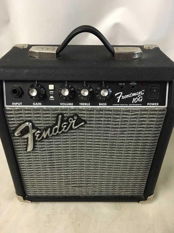 FENDER Electric Guitar Amp FRONTMAN 10G
