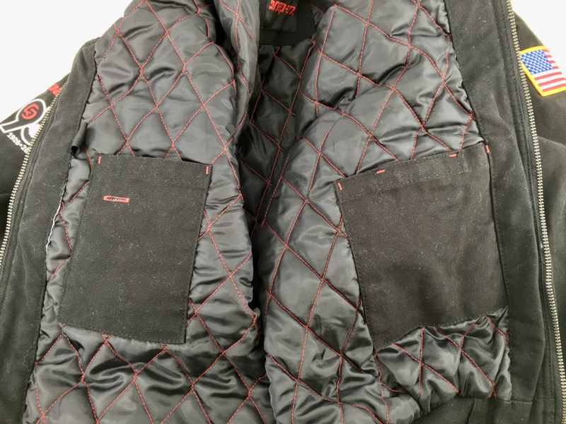 Snap On 95th Anniversary 100% Cotton Jacket XL