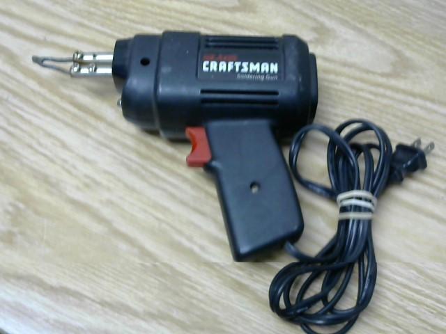CRAFTSMAN Hand Tool 230/150 WATT DUAL HEAT SOLDER GUN 113.540460