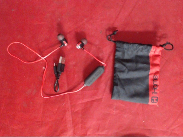 IHOME Headphones IB71