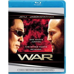 BLU-RAY MOVIE Blu-Ray WAR
