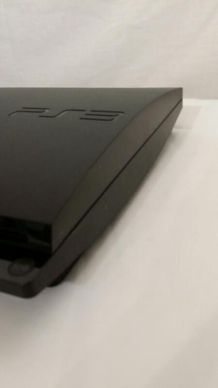 Sony Playstation 3 PS3 Matte Black Slim Console 160GB CECH-3001A [