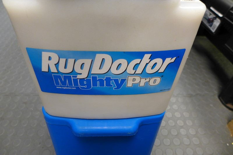 RUG DOCTOR Carpet Shampooer/Steamer MPC2D