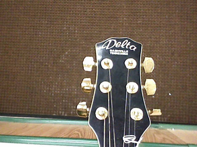 DELTA BLUES Acoustic Guitar D42/BBS
