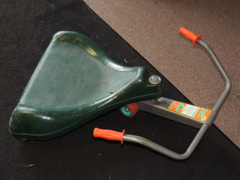 Original 1970's FLYING TURTLE SCOOTER