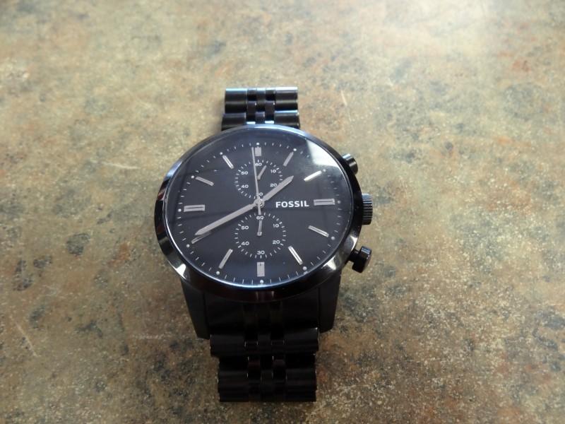 FOSSIL Gent's Wristwatch FS4787
