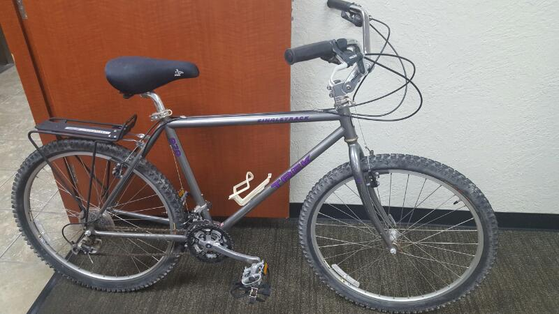 TREK Mountain Bicycle SINGLETRACK 970