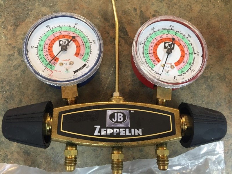 JB INDUSTRIES Diagnostic Tool/Equipment ZEPPELIN