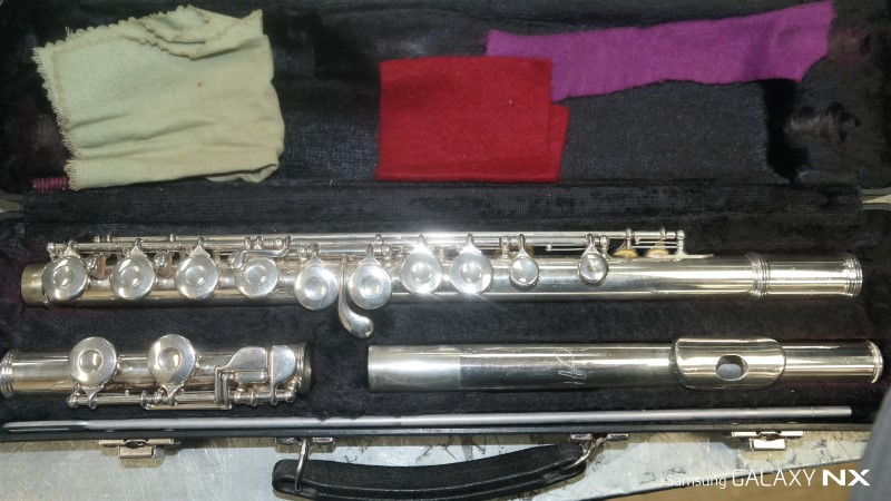 ARMSTRONG MUSICAL INSTRUMENTS Flute 102 FLUTE