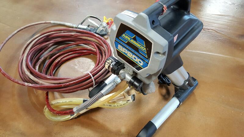GRACO Airless Sprayer SP200