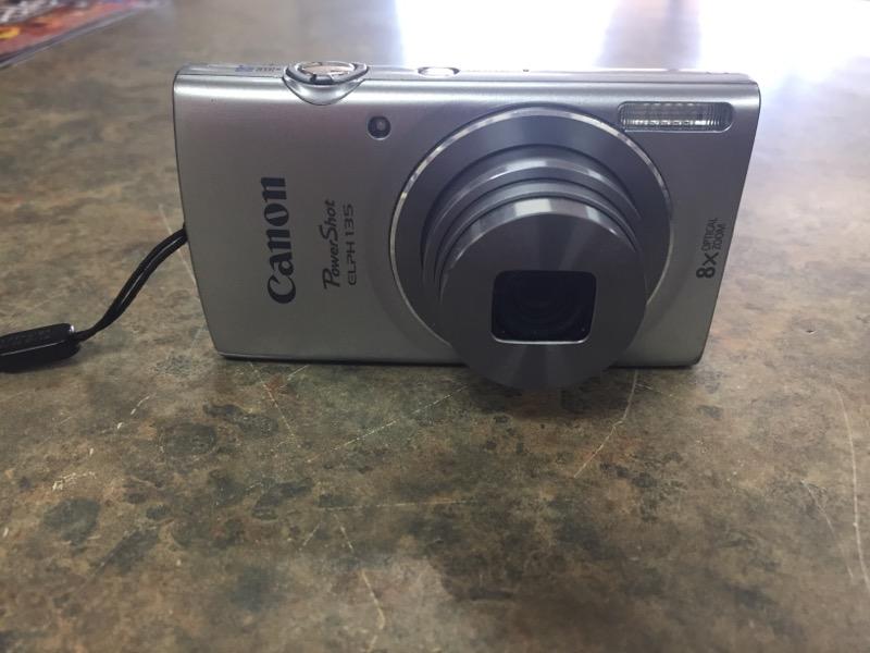 CANON Digital Camera POWERSHOT ELPH 135