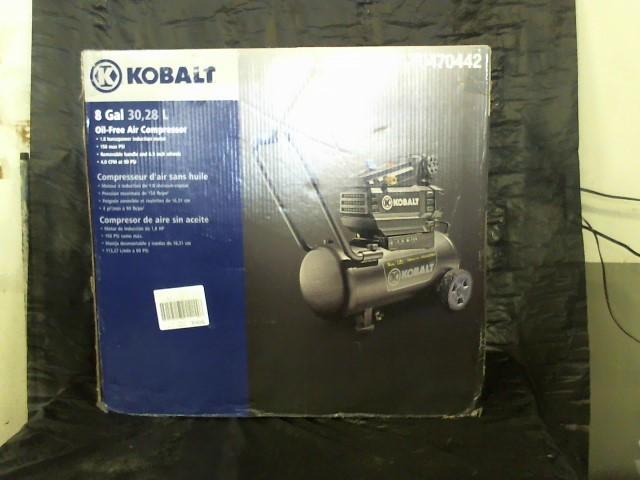 KOBALT TOOLS Air Compressor 0300841