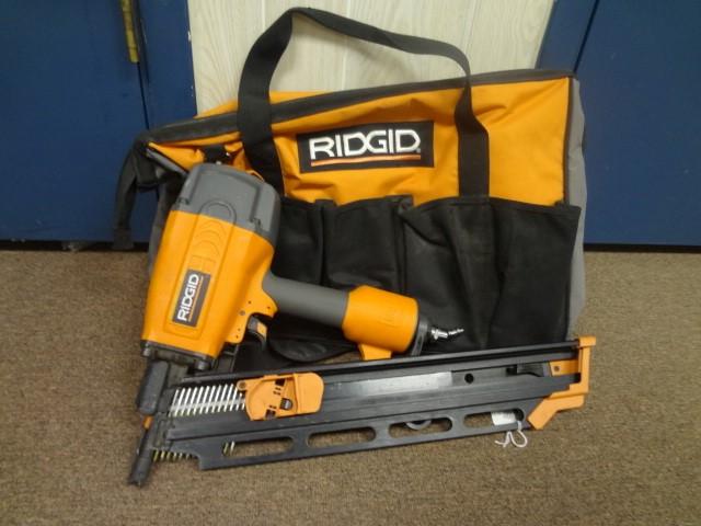 RIDGID TOOLS Nailer/Stapler R350RHA