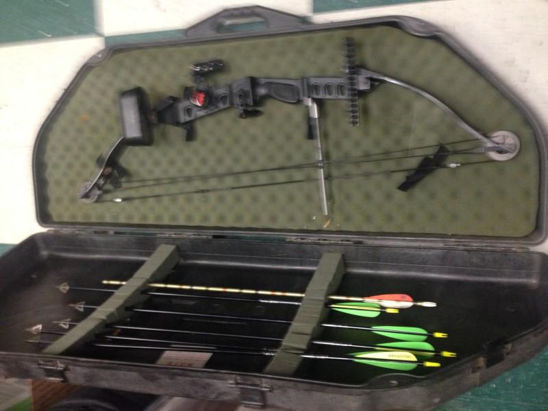 PSE ARCHERY Bow XLD-900