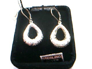 Silver Earrings 925 Silver 3.4g