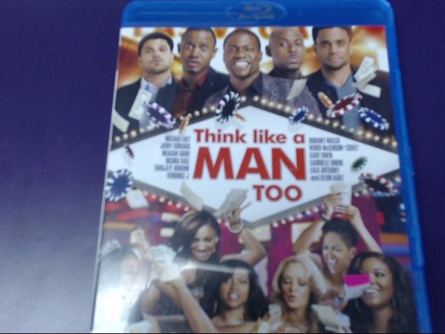 BLU-RAY MOVIE: THINK LIKE A MAN TOO