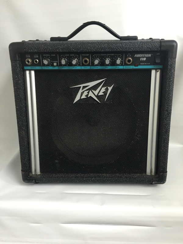 PEAVEY Electric Guitar Amp AUDITION 110