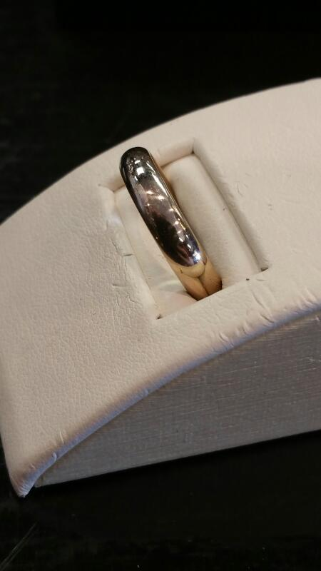 Gent's Gold Ring 10K Yellow Gold 2.2dwt
