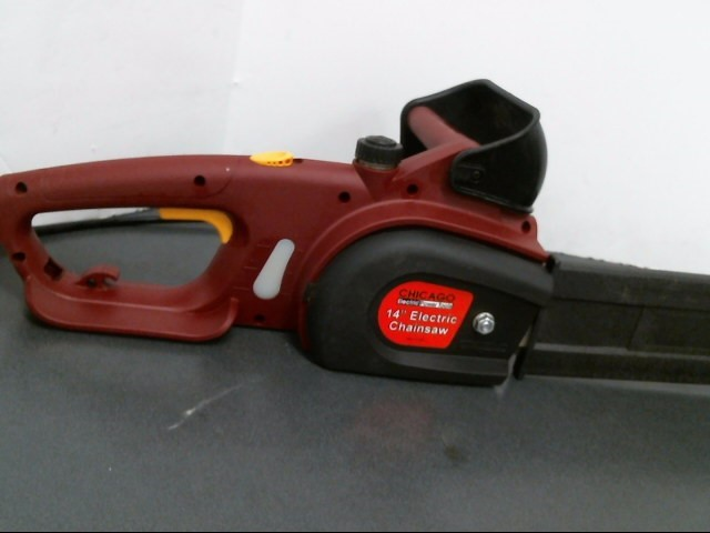CHICAGO ELECTRIC Chainsaw 67255