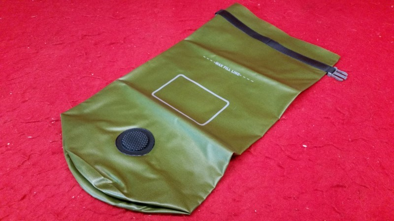 USMC 9 liter MAC Sack/Dry Sack Waterproof Compression Bag