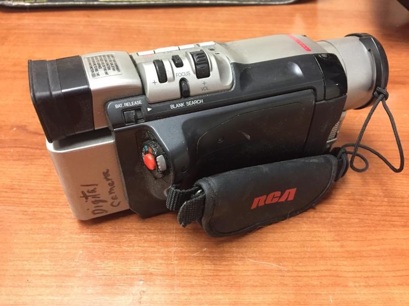 RCA Camcorder CC9360