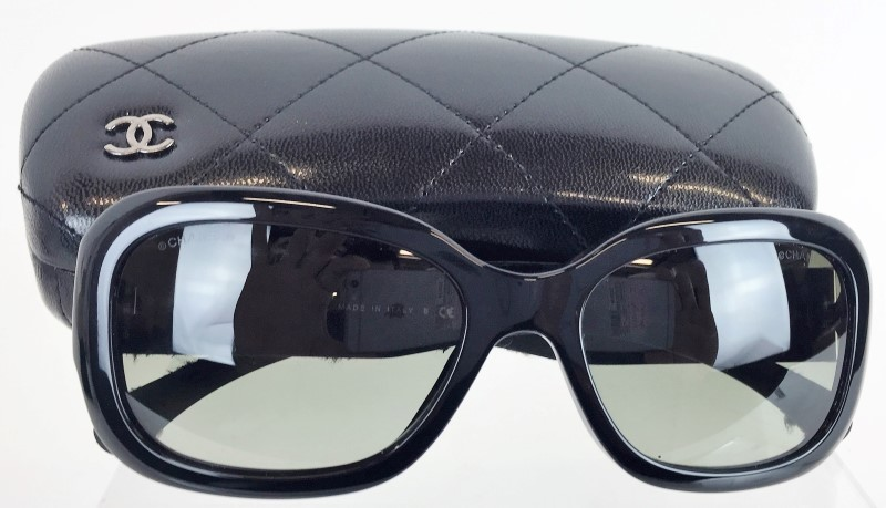 CHANEL 5240 TWEED SUNGLASSES