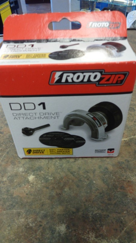 ROTOZIP Cement Hand Tool DD1