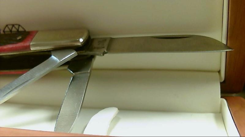 Honest Abe 6 Blade Pocket Knife