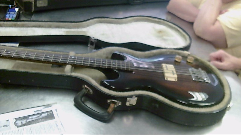 ARIA PRO II BASS GUITAR CSB-450 CARDINAL SERIES