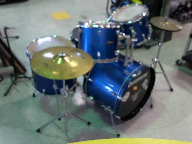 LUDWIG Drum Set ACCENT CS CUSTOM 5PC SET