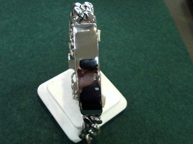 Bracelet Silver Stainless 70.1g