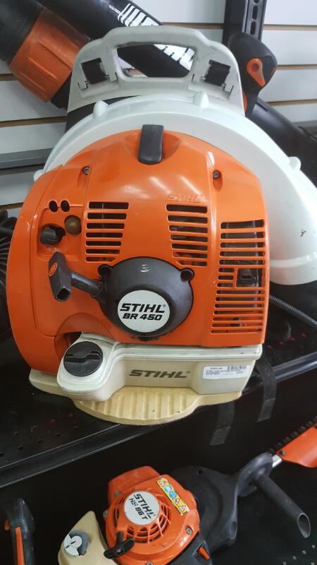 STIHL Leaf Blower BR 450C