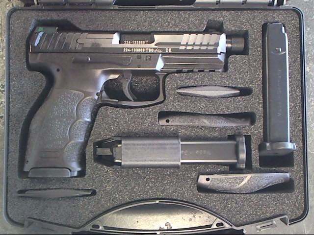 HECKLER & KOCH Pistol VP9 TACTICAL (700009TLE-A5)