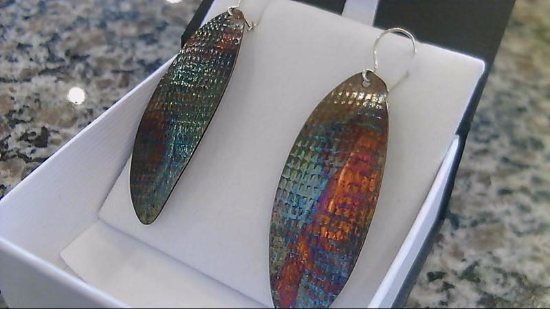 Earrings Copper 7g