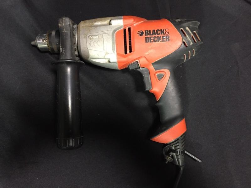 BLACK & DECKER Corded Drill DR601