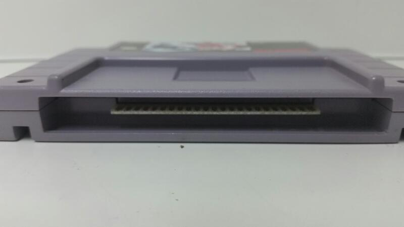 Super Nintendo SNES NHL Stanley Cup *CART & MANUAL ONLY*