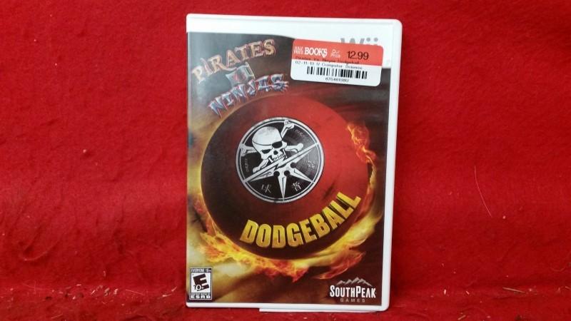 Nintendo Wii - Pirates vs Ninjas - Dodgeball