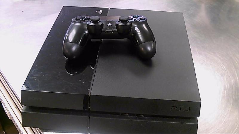 SONY PlayStation 4 PLAYSTATION 4 - SYSTEM - 500GB - CUH-1001A