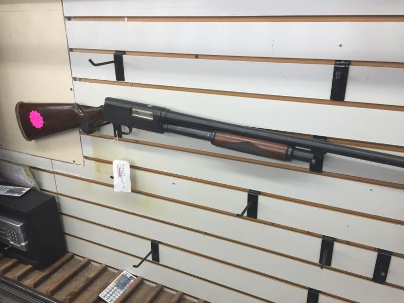 RANGERAM .16    GA SHOTGUN RANGER ARMS, BLUE .16