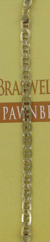 Gold Bracelet 14K Yellow Gold 12.9dwt
