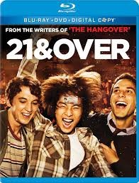 BLU RAY 21 & OVER