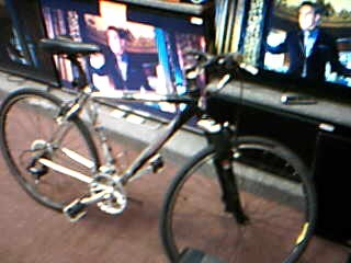 GARY FISHER NIRVANA Hybrid Bike