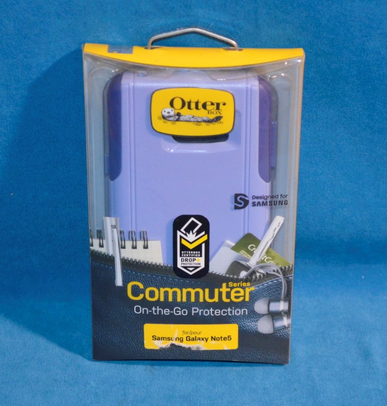 OTTERBOX Samsung Galaxy Note 5 Cell Phone Case COMMUTER 77-52064